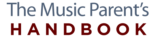 The Music Parent's Handbook Site